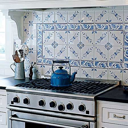 hand painted tiles for kitchen backsplash houses dressing restored georgian home in connecticut