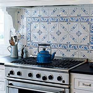 Hand Painted Tiles For Kitchen Backsplash Artistic Details A Home That S Fit For Another Century