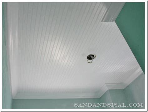 installing beadboard in bathroom 25 best bead board ceiling ideas on pinterest