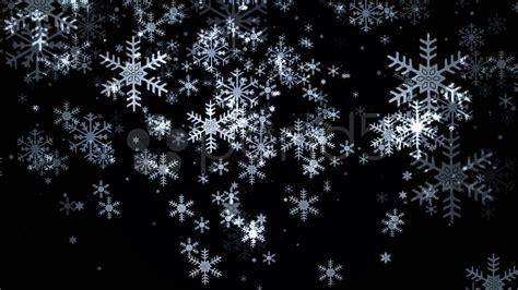 imagenes de nieve cayendo video snowflakes falling on black background 32690279