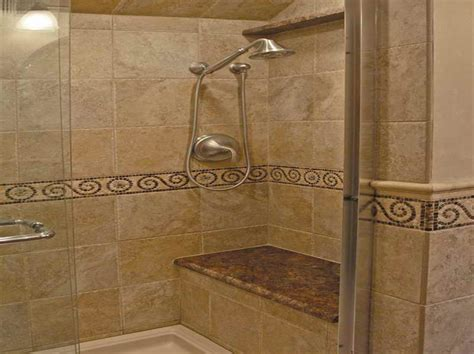 Bathroom Shower Wall Tile Ideas by Tiling Bathroom Walls The Excellent Photo Above Is