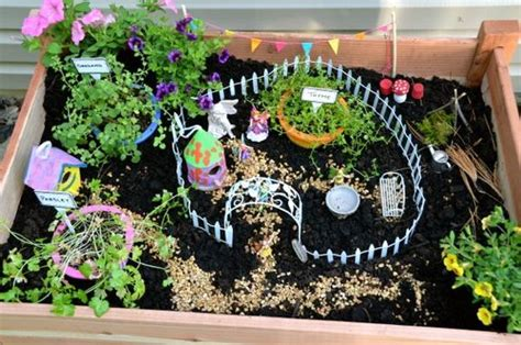 The Garden Table by Unleash Your Imagination Magical Garden Designs