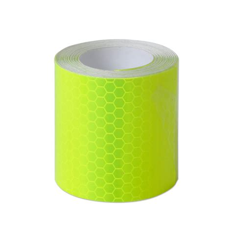 new 2 quot x10 3m colorful reflective safety warning