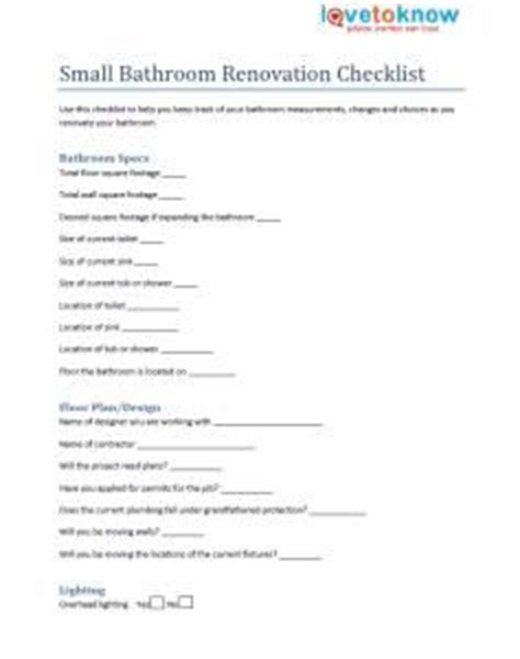 bathroom essentials checklist essentials checklist free printable kitchen remodel checklist bathroom remodel