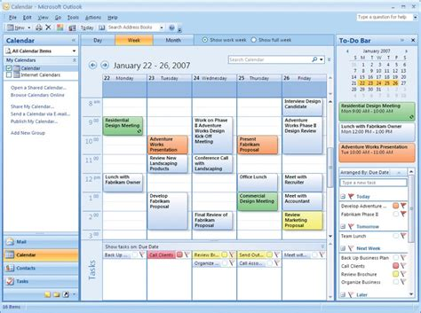 Outlook Calendar How To Sync Your Conference Call And Calendar
