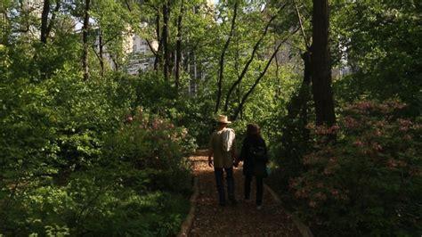 Central Park Secret Garden by The Secret Garden Of Central Park Abc News