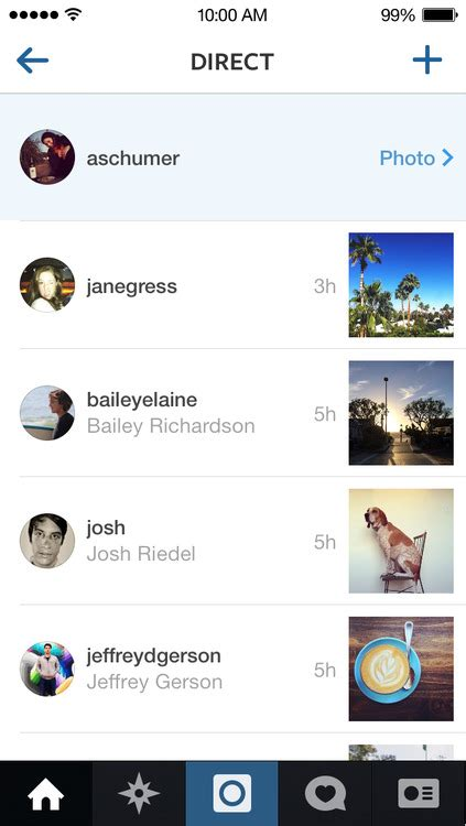tutorial instagram direct instagram 5 0 launches in app store with instagram direct