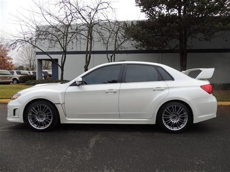 Subaru Wrx Warranty by 2011 Subaru Impreza Wrx Sti Limited 6 Speed Leather