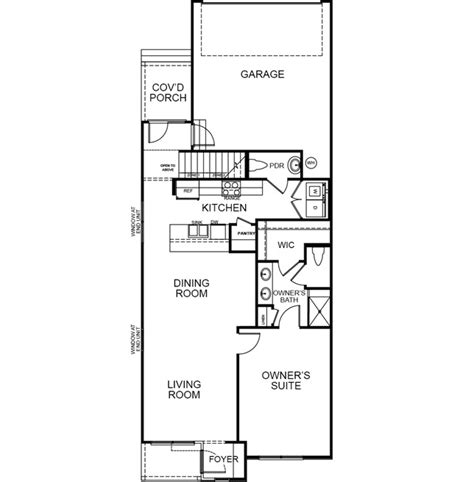 sullivan floor plan sullivan walnut creek townhomes lancaster south