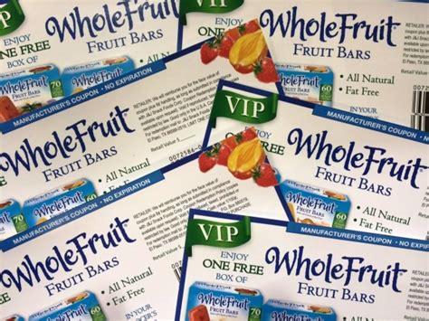 Fruit Giveaway - whole fruit bars giveaway thrifty momma ramblings
