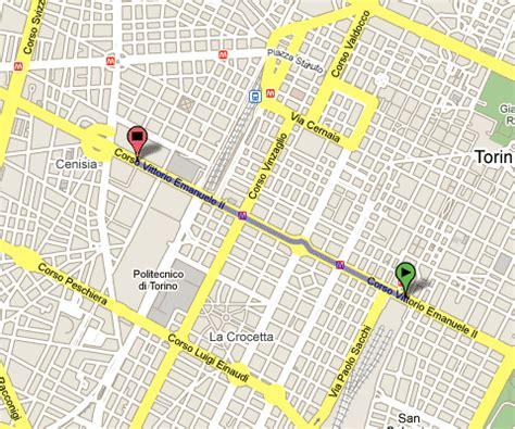 torino porta nuova mappa distretto della corte di appello di torino