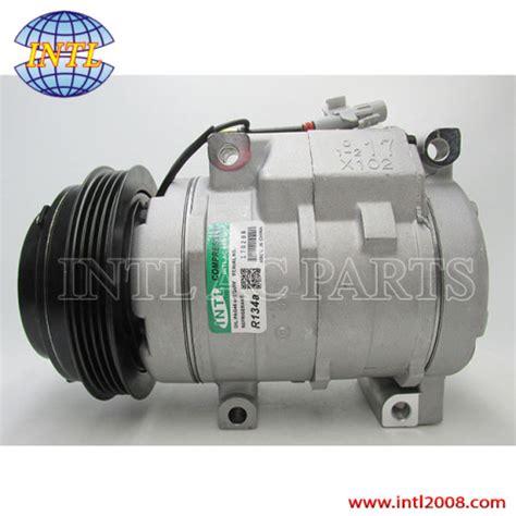 air conditioner ac compressor for 2004 2009 toyota land cruiser prado trj120 trj120l trj120r
