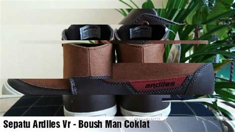 Sepatu Ardiles Kanvas 0895335821507 sepatu casual pria merk ardiles vr boush coklat