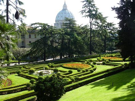 Vatican Gardens sunlit uplands vatican gardens provide prayerful oasis