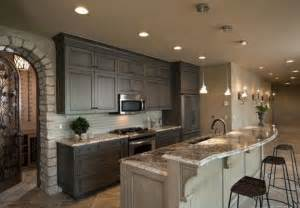 gray kitchen cabinet ideas 1000 ideas about gray kitchen cabinets on