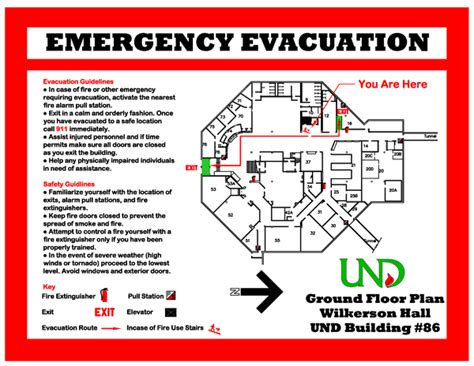 Medical Office Floor Plan by Fire Safety Public Safety Public Safety Und