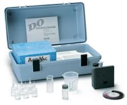 Dissolved Oxygen Kit dissolved oxygen accuvac 174 kit hach australia overview