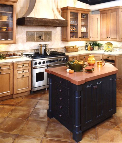 Kitchen Furniture Gallery Cabin Remodeling Rustic Pine Kitchen Gallery With