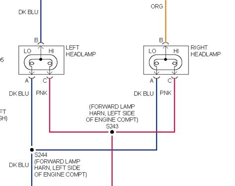 7 best images of 2003 honda accord wiring harness diagram