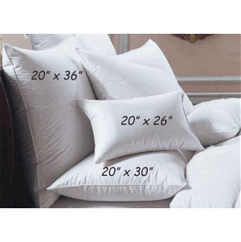 20 X 36 Pillow by Bernina 20x36 Hungarian Feather And Goose Pillow