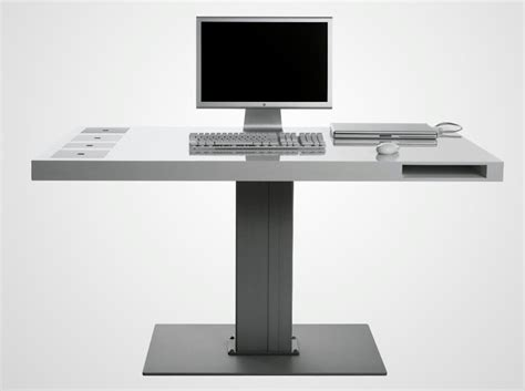 Modern Computer Desk Designs Unique Computer Desk For Flexibility And Efficiency My Office Ideas