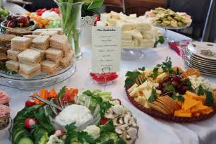 food ideas for afternoon wedding shower bridal shower menu wedding wednesday at cloverhill