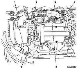 Vauxhall Astra Exhaust System Diagram Vauxhall Workshop Manuals Gt Astra H Gt J Engine And Engine