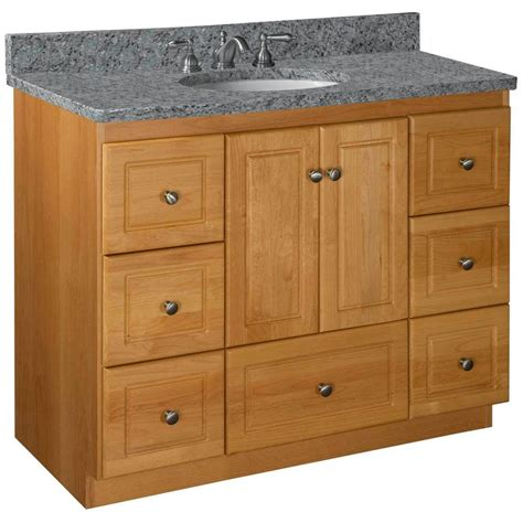 home depot vanity cabinets canada cabinet home simplicity by strasser ultraline 42 in w x 21 in d x 34