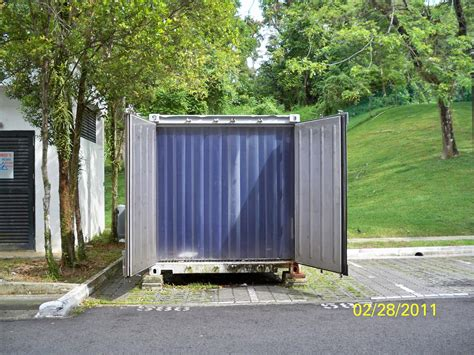 Curtain Design Refrigerated Container Adcel