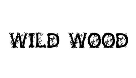 fabulous  wood style fonts   designdune