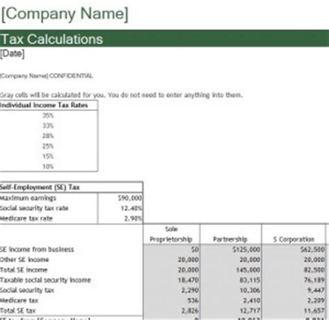 Deferred Tax Calculation Spreadsheet by Excel Templates Excel Spreadsheets
