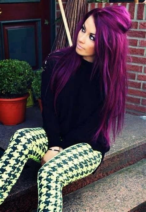 violet hair color ideas purple hair color ideas shades of purple