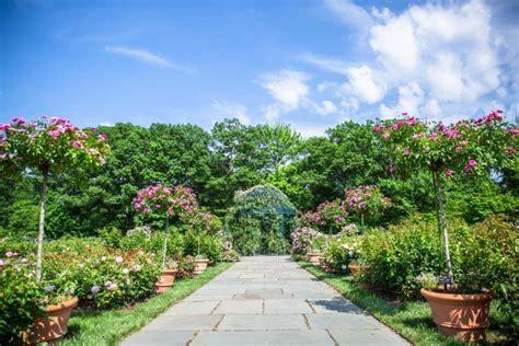 Gadens Wa Bronx Botanic Gardens Monetus Garden In The Bronx