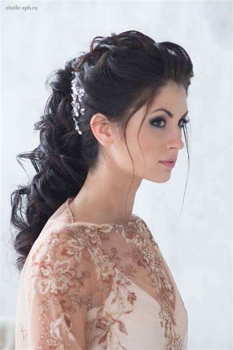 22 s favorite wedding hair styles for hair deer pearl flowers