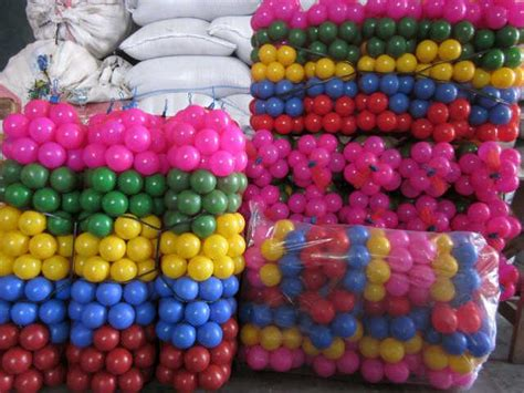 Bola Plastik Untuk Mandi Bola jual mandi bola plastik 2 inci harga murah oleh ud kemas sakti