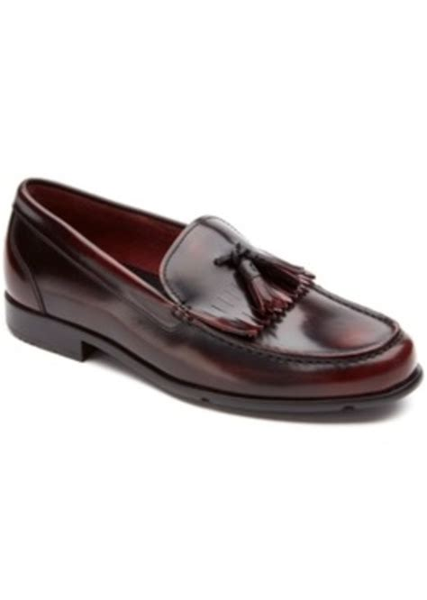rockport loafers rockport rockport classic tassel loafers s shoes