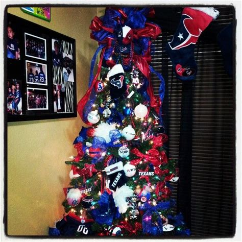 houston texans christmas tree derrick s obsessions