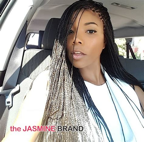 kandie burrus braids celebrity stalking gabrielle union solange knowles