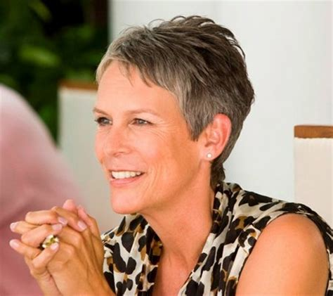 how to get the jamie lee curtis haircut jamie lee curtis junglekey fr image 350