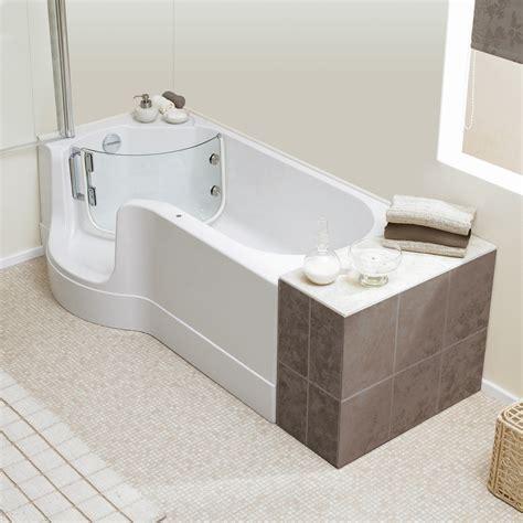 badewanne duschzone schr 246 der pazifik badewanne mit duschzone ausf 252 hrung links