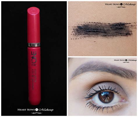 Eyeliner Oriflame oriflame the one volume blast mascara review price