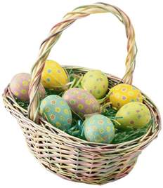 easter basket blessing