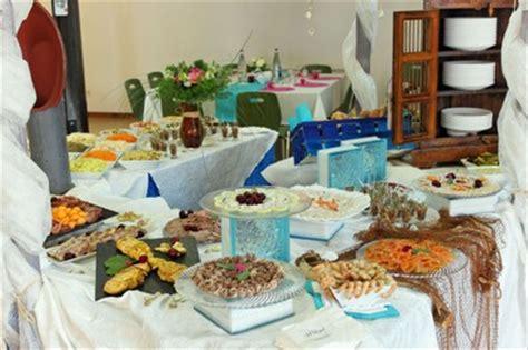 buffet froid  decoration de table waldighoffen