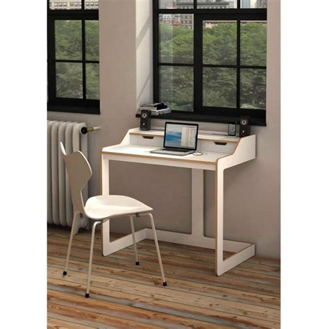 Home Office Desks For Small Spaces Cool Desks For Small Spaces 9 Modern Desks For Small Spaces Cool Picks 9 Modern Desks For
