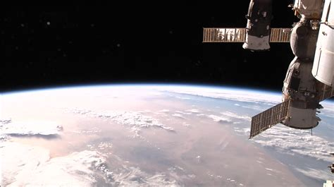 live iss you can finally a live feed of earth from