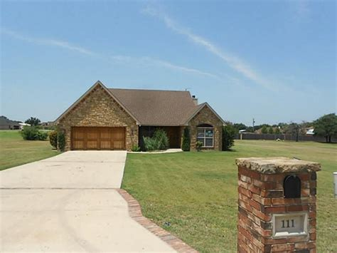 111 futurity ln weatherford 76087 foreclosed home