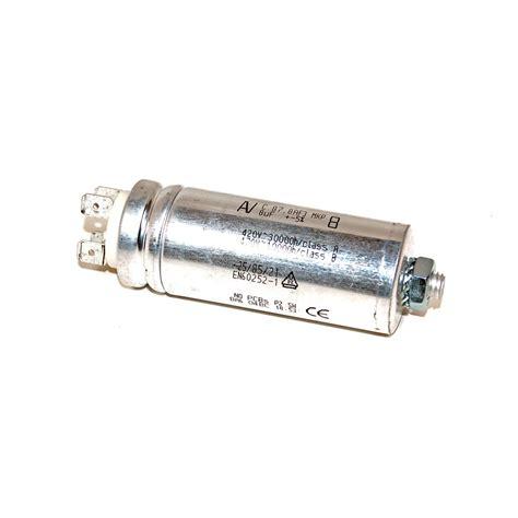 genuine kenwood kvt1w tumble dryer capacitor