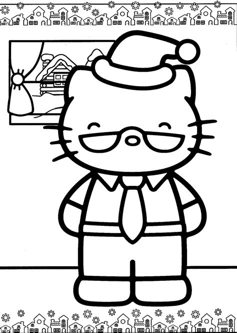 hello kitty mini coloring pages hello kitty christmas coloring pages 1 hello kitty forever