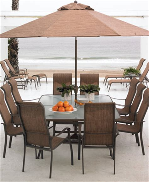 Macys Patio Dining Sets Oasis Outdoor Patio Furniture Dining Sets Pieces