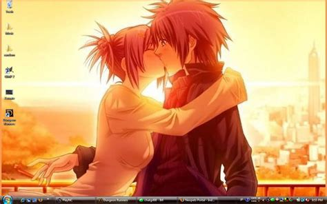 anime kiss anime kiss by itezatora on deviantart